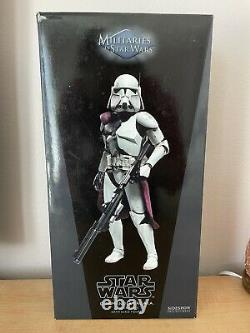 Sideshow Collectibles Star Wars COMMANDER BACARA 1/6th Sixth Scale Figure