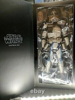 Sideshow Collectibles-Star Wars Captain Rex (Phase II) 16 Scale Figure