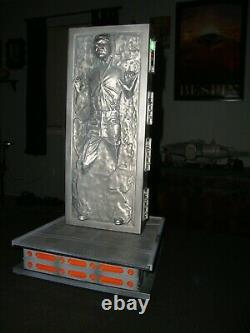 Sideshow Collectibles Star Wars Han Solo in Carbonite ESB 1/6 Scale Figure