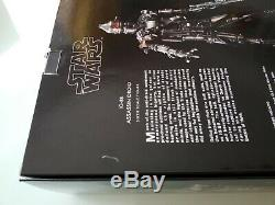 Sideshow Collectibles Star Wars IG88 1/6 Scale figure Bounty Hunter Please read