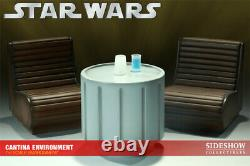 Sideshow Collectibles Star Wars MOS EISLEY CANTINA 1/6 Scale Figure Environment