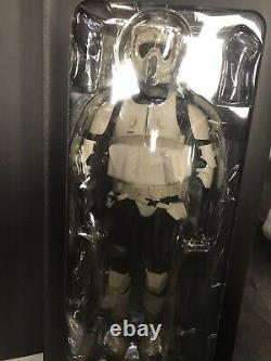 Sideshow Collectibles Star Wars Scout Trooper 1/6 Scale 12 Figure