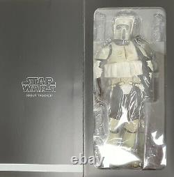 Sideshow Collectibles Star Wars Scout Trooper Sixth Scale Figure 100103 2015