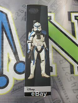 Sideshow Collectibles Star Wars TCW Captain Rex Phase 2 Armor 1/6 Scale Figure