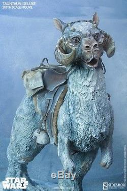 Sideshow Collectibles Star Wars Tauntaun Sixth Scale Figure MISB
