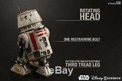Sideshow Droid of Star Wars R5-D4 1/6 Scale Plastic Painted Action Figure