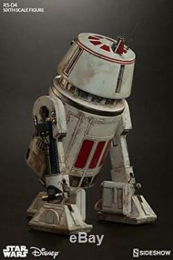Sideshow Droid of Star Wars R5-d4 Sixth Scale Action Figure Plastic Hobby F/S