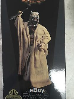Sideshow EXCLUSIVE Tusken Raider 1/6 scale 12 Action Figure Star wars