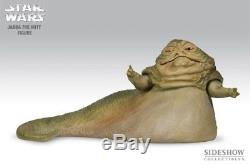 Sideshow Exclusive Jabba the Hutt 1/6 Scale Figure Star Wars Scum and Villainy