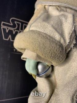 Sideshow Hot Toys Baby Yoda Grogu 11 scale Collectible statue figure Star Wars