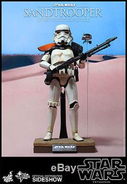 Sideshow Hot Toys Star Wars SANDTROOPER 1/6 Scale Figure FREE SHIPPING NEW