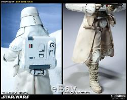 Sideshow STAR WARS Collectibles SNOWTROOPER 1/6 Scale EXCLUSIVE Figure New ESB