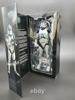 Sideshow Star Wars 501st Legion Clone Trooper Exclusive 16 Scale 12 Brand New