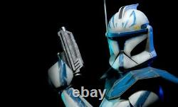 Sideshow Star Wars Captain Rex Legendary Scale Bust Figure #6 out of 400 (NEW)