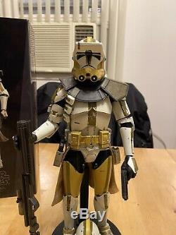 Sideshow Star Wars Commander Bly 1/6 Scale Figure Clone Trooper