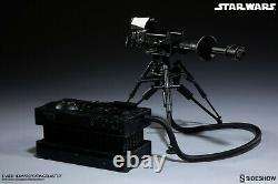 Sideshow Star Wars E-WEB HEAVY REPEATING BLASTER Sixth Scale Figure Accessory