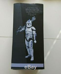 Sideshow Star Wars Echo and Fives 1/6 Sixth Scale Figure Clone Wars Troopers