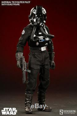 Sideshow Star Wars- Imperial Tie Fighter 1/6th Scale Figure