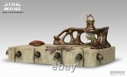 Sideshow Star Wars Jabba's Throne 1/6 Scale Figure Return Of The Jedi Pick-up