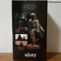 Star Wars 1/6 Scale Figure Boba Fett Sideshow toy Charactel goods SF