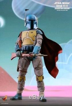 Star Wars Boba Fett Animated 12 16 Scale Action Figure Exclusive
