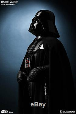 Star Wars Darth Vader 1/6 12 Sixth Scale action Figure By Sideshow Collectibles