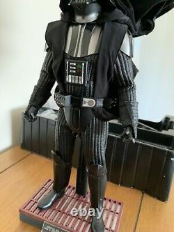 Star Wars Darth Vader Hot Toys 1/6 Scale Mms279 Figure Ep IV