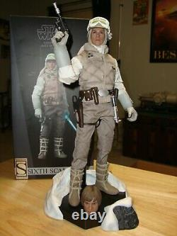 Star Wars ESB Sideshow Exclusive Luke Hoth 1/6 Scale Action Figure