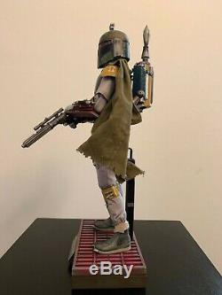 Star Wars Hot Toys MMS312 Boba Fett ROTJ EP6 16 Scale Action Figure Sideshow