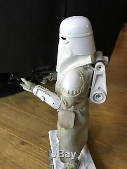 Star Wars Hot Toys Snow Trooper 1/6th Scale Figure The Empire Strikes Back