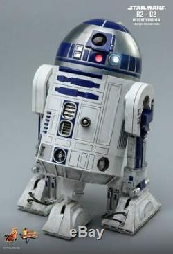 Star Wars R2-D2 Deluxe 16 Scale Action Figure-HOTMMS511-HOT TOYS