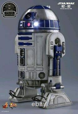 Star Wars R2-D2 Episode VII The Force Awakens 16 Scale Action Figure-HOTMM