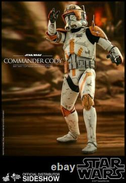 Star Wars ROTS COMMANDER CODY Sixth Scale 16 Figure HOT TOYS MMS524