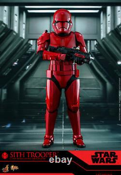 Star Wars Rise of Skywalker Sith Trooper 12 Hot Toys 1/6 Scale Figure MMS544