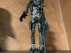 Star Wars Sideshow Collectibles Exclusive IG- 88 1/6 Sixth Scale Figure