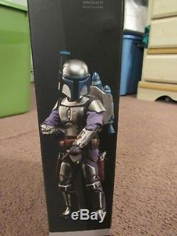 Star Wars Sideshow Collectibles Figure 1/6 Scale Series Jango Fett Exclusive