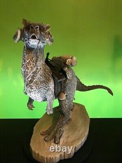 Star Wars Sideshow Deluxe Sixth Scale Tauntaun 1/6 Scale Action Figure
