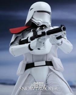 Star Wars TFA Snowtroopers 2-Pack 1/6 Scale Hot Toys 12 Figures MMS323