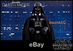 Star Wars The Empire Strikes Back Darth Vader 1/6th Scale Figure by Hot Toys NEW