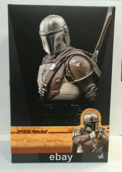 Star Wars The Mandalorian 1/6th TMS007 Scale Figure (2020) Hot Toys New