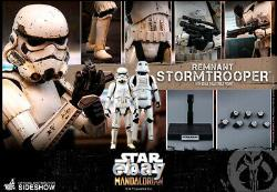 Star Wars The Mandalorian 11 Figure 1/6 Scale Remnant Stormtrooper Hot Toys