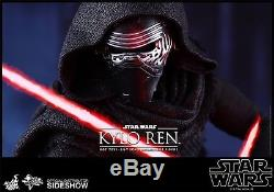 StarWars Kylo Ren Movie Masterpiece by Sideshow Hot Toys Sixth Scale Figure