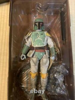 Used 1/6 Scale Action Figure Sideshow Star Wars Scum & Villany Boba Fett Rare